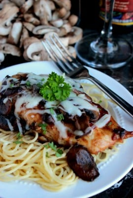 This Easy Chicken Marsala is an Easy Chicken Marsala that we consider to be the best (that we've made!) It's just like the Chicken Marsala that you get at the restaurants.