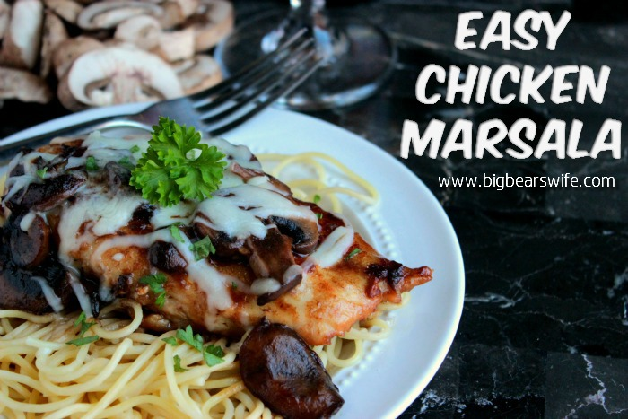 Easy Chicken Marsala (5)