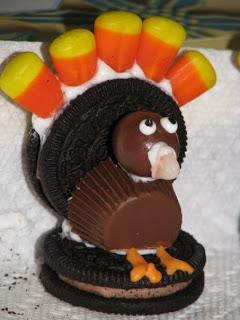 Oreo Turkeys Try 1