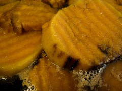 Brown Sugar-Glazed Sweet Potatoes