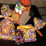 Halloween Smores Jar with Gift Tags