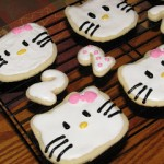 Hello Kitty Cookies!!!