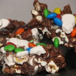 Chocolate Candy PopCorn