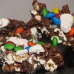 Chocolate Candy PopCorn