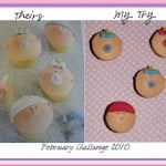 February Planet Cake Challenge