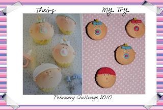 February Planet Cake Challenge