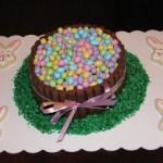 Easter Kit Kat Cake