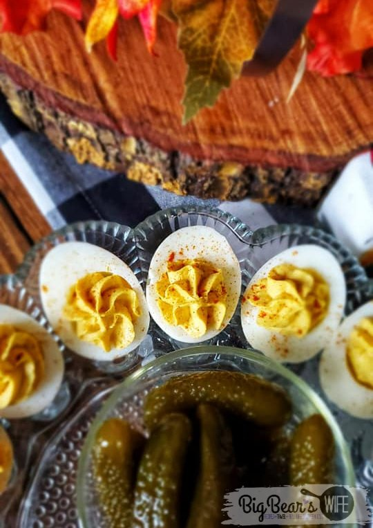 Best Southern Deviled Eggs