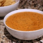 Texas Cheese Chili Dip