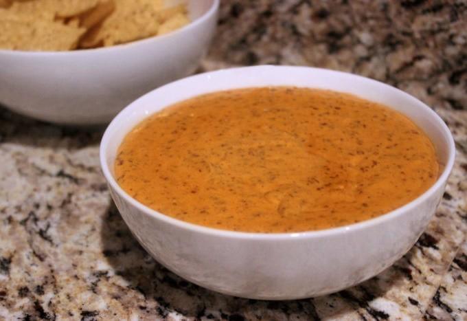 Texas Cheese Chili Dip