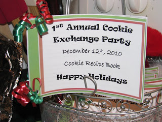 1ST Annual Cooke Exchange Party 2010