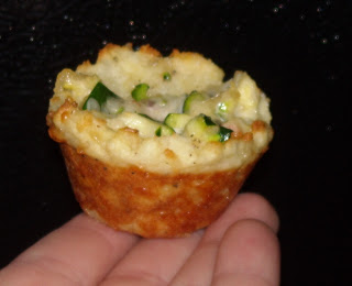 Primavera Potato Bites From The Pampered Chef