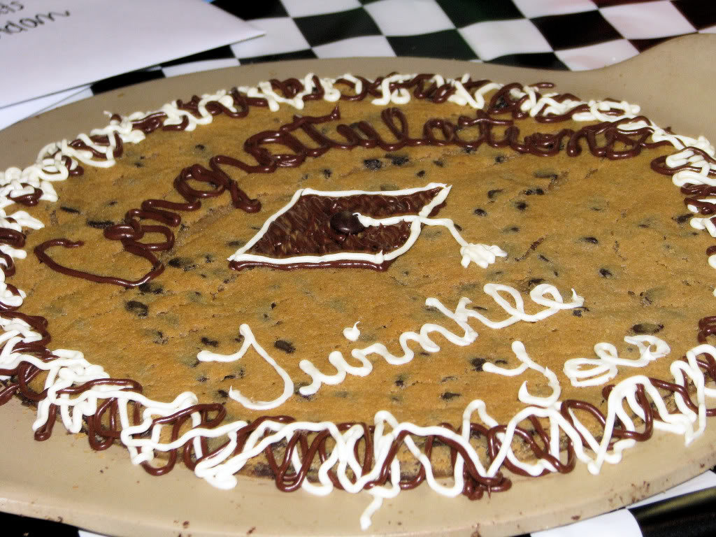 All American Cookie Cake