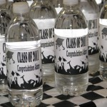 Personal Graduation Water Bottles