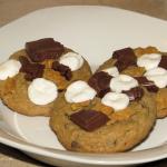 Summer S'more Cookies