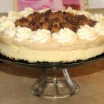 Peanut Butter Truffle Cheesecake