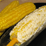 Mexican Cheesy Corn