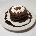 Chocolate Buttermilk Pancakes – Guest Post