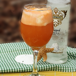 Vanilla Whipped Creamsicle Cocktail #Oscars #SundaySupper