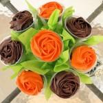 Cupcake Bouquet #cookformom #sundaysupper