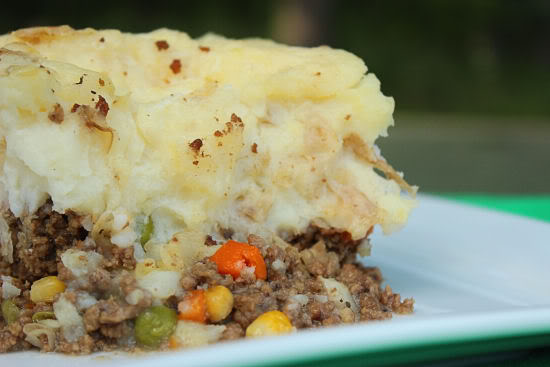 Shepard's Pie #Sunday Supper