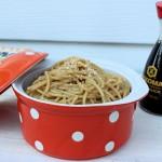 Sesame Noodles #sundaysupper