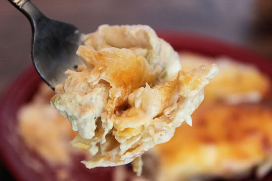 Bite of Chicken Roll Up
