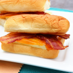 Freezable Bacon Egg and Cheese Sandwiches #SundaySupper