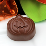 Spooky Marshmallow Filled Chocolates