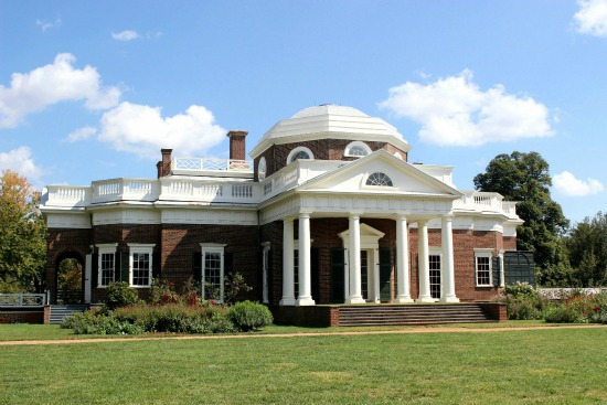 Thomas jefferson 39 s monticello big bear 39 s wife for Thomas jefferson house monticello