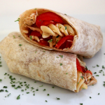 Italian Chicken Pasta Wrap #SundaySupper #SauteExpress