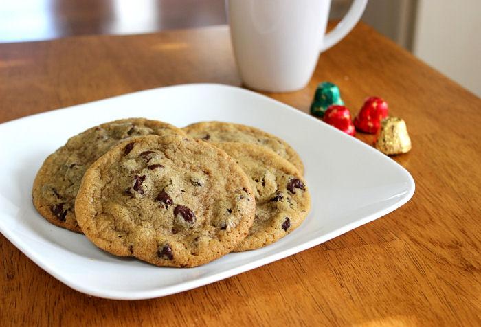 Reese Bell Chocolate Chip Cookies from BigBearsWife.com @bigbearswife