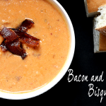 Bacon and Shrimp Bisque #SundaySupper
