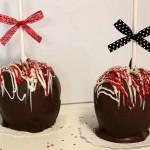 Valentines Chocolate Apples #SundaySupper