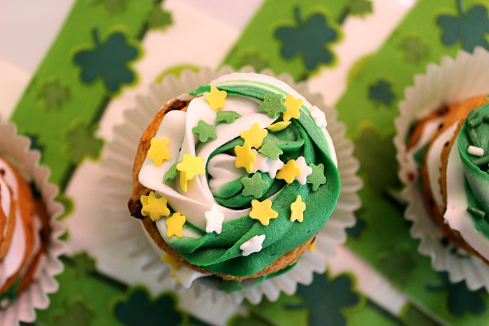 Saint Patrick's Day Cookie Stacks