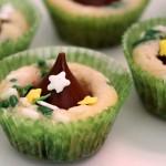 Mini Kiss Cupcake Cookies