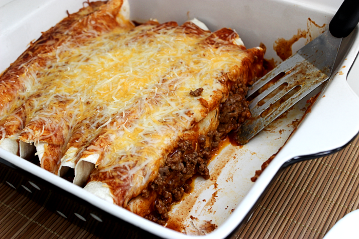Our Favorite Enchiladas from BigBearsWife.com