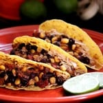Southwest Chicken Tacos #FreezerMeal