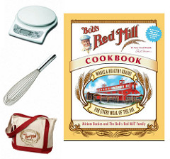 Win a Bob's Red Mill Kitchen Prize Pack including a $40 Bob's Red Mill Gift Card. Just ONE of the fabulous prize sets in our #BrunchWeek 2013 giveaway.