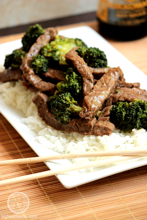 Beef and Broccoli | BigBearsWife.com
