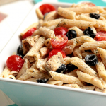 "Greek ""Dill""-light Pasta Salad"