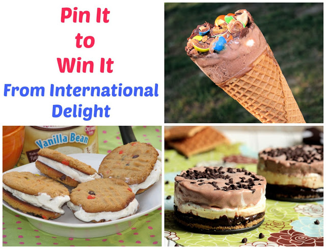 Pin It to Win It - From International Delight #IScream4ID #summer #icecream #coffee