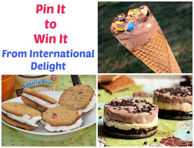 Pin It to Win It - From International Delight #IScream4ID #summer #icecream #coffee