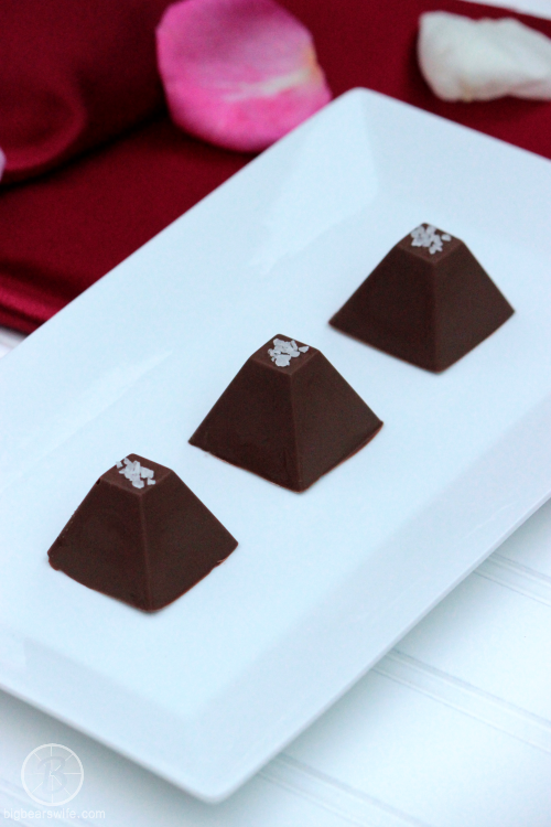 Chocolate Covered Caramels #SundaySupper | BigBearsWife.com