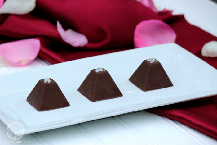 Chocolate Covered Caramels #SundaySupper