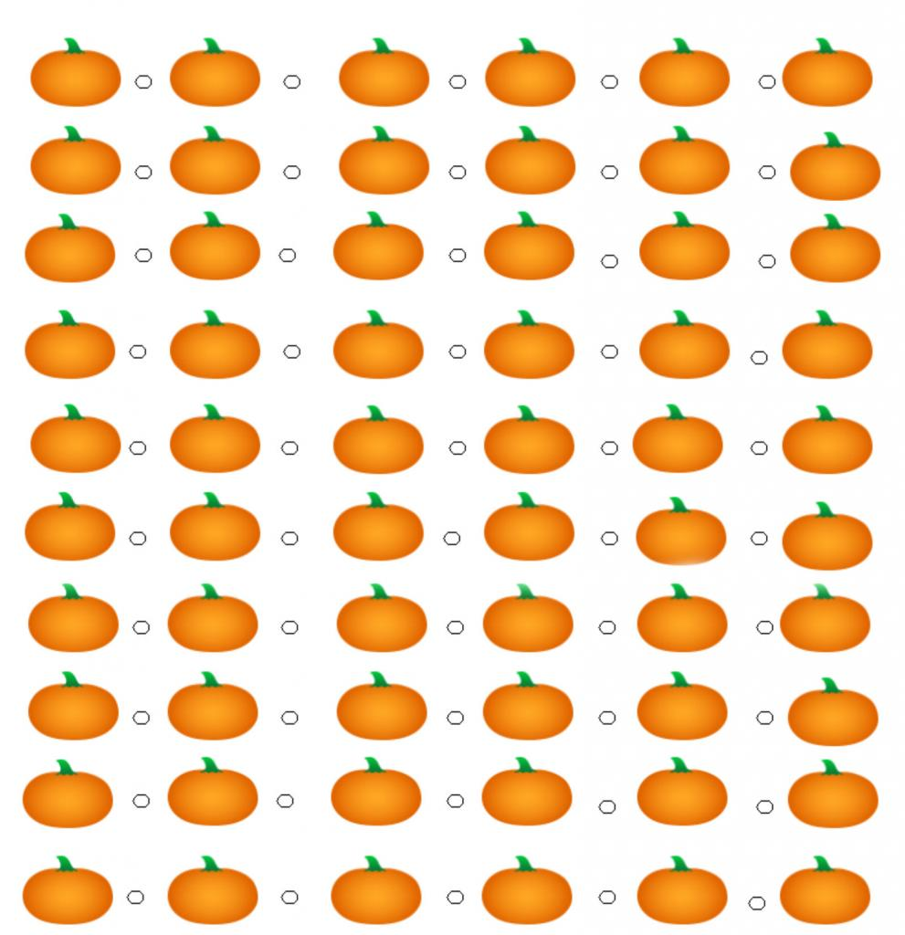 Get The Pumpkin Template Here