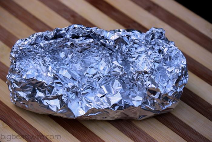 BBQ Shimp Foil Packets & a BBQ Giveaway | BigBearsWife.com