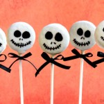 Jack Skellington Oreo Pops #SundaySupper