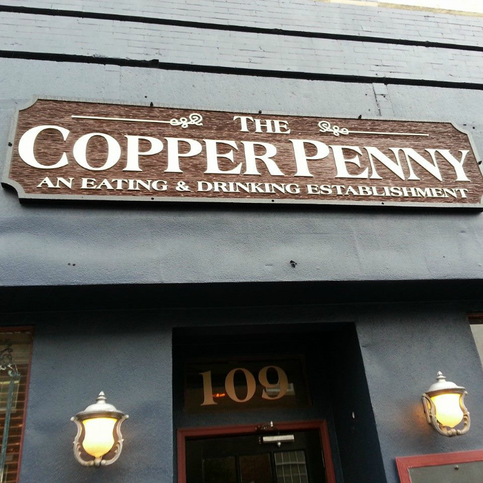 The Copper Penny in Wilmington, NC - | BigBearsWife.com #travel #Wilmington #CarolinaBeach