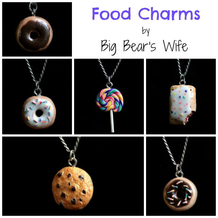 Mini Food Charms - A New Hobby and Maybe a New Business? | BigBearsWife.com